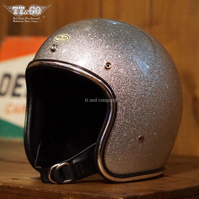 500-TX ギンギラセブンティーズ クローム トリム シルバー